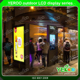 Dustproof Anti Glare Outdoor Touch Screen Monitor LCD Kiosk