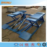 Portable MID-Rise Scissor Car Lift with Ce Approvel