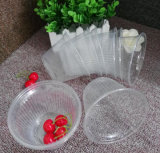 factory OEM disposable clear plastic restaurant fast food box(PP box)