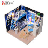 2017 Popular Gift of Wooden Doll House