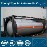 20FT ISO ASME Certified 21000L Tank Container for LPG
