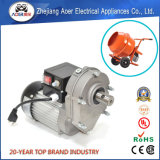 230V Single Phase Small Gear Box Speed Reducer Motor for Concrete Mixer