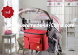 Stroller Organizer Baby Basket Pushchair Travel Diaper Storage Mummy Bag