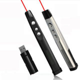 Lightweight Red Light Laser Pointer Wireless Presenter Pen