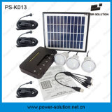 OEM Home Use Solar Lighting Kits with Phone Charger