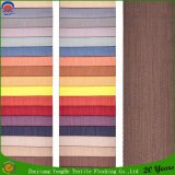 Hotel Window Curtain Use Woven Polyester Coated Fr Blackout Curtain Fabric