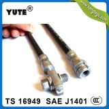 Yute SAE J1401 High Pressure Hose Assembly in Rear Brake