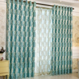 2017 New European Blackout Jacquard Window Curtain (03F0039)