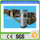 China Wuxi Ce Approved Automatic Square Bottom Kraft Paper Bag Making Machine