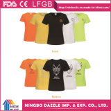 Wholesale Summer Quick Dry Running Shirt Plain Sportswear