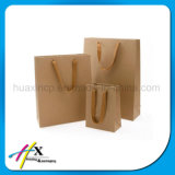 EXW Price Wholesale Kraft Paper Packaging Box with Handle