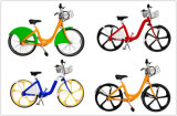 Latest Price and Model Public Bike Rental System Chainless Bike Shaft Drive City Public Bicycles System From No Maintain Cost