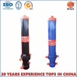 Multisatage Telescopic Hydraulic Cylinders for Dump Truck Cylinder