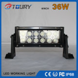36W for Car Truck Vehicle Driving Boat 9-60V Square Work Light LED