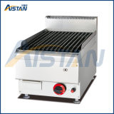 Gh549 Gas Lava Rock Grill of Catering Equipment