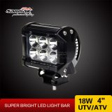 """6.5"""" 18W LED Work Light Bar for ATV"""