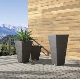 Garden Planter in Different Size / Rattan Flower Pot