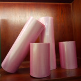 Pink Material Heat Transfer Stamping Foil Film for Packing
