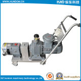 Stainless Steel Chemical Rotary Lobe Pump