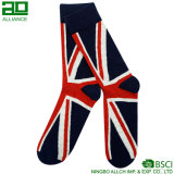 2017 Wholesale Cotton Custom Men Socks