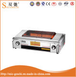 Sc-05 Hot Sale Stainless Steel Smokeless Gas BBQ Grill