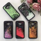 Decorative Pattern Glitter Bling Liquid Sand Star TPU Phone Case