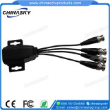 4CH Connectable Passive Video Balun Transceiver for CCTV Camera (VB704H)