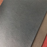 2017 Durable Embossed Bovine Fiber Leather for Furniture Car Seats