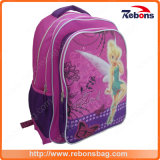 Brand Quality Beautiful Cartoon Backpack Customized School Bag for Girls