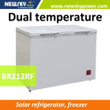 DC Compressor Solar Battery Powered Freezer 12V