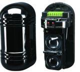 Burglar Alarm 2 Beams Digital Active Photoelectric Detector