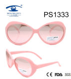2017 Pink Cute Girl Children Kid Plastic Sunglasses (PS1333)