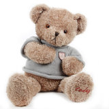 2015 OEM Cute High Quality Light up Teddy Bear Plush Toy