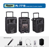PA Speaker Portable Amplified PA Speaker Box Pl-7710