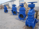 Soft Seat Underground Gate Valve with Topcap and T-Key