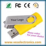 Best Selling Plastic Swivel USB Driver