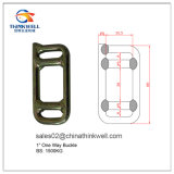 High Quality Welded One Way Lashing Buckle