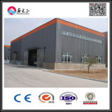 Rockwool Sandwich Panel Light Steel Structure Workshop