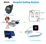 Wireless Intelligent Nurse Paging Buzzer System Clinic Equipment