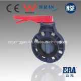 Hot Quality Made in China Era Handle Type Butterfly Valve