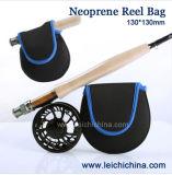 Ample Protection Fly Fishing Neoprene Reel Bag