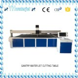 Water Jet Cutting Table for The Materials Cutting Machine