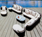 Outdoor Leisure Sofa Garden Furniture Rattan / Wicker Sofa S247