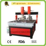 Ad Mini Desktop Machine Rotary CNC Router (QL-1212)