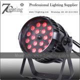 IP65 LED Wash Lighting Zoom Spotlight 18X15W RGBWA DMX