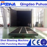 Sand Blasting Room Manual Air Sand Blasting Cabinet (Q26)