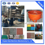 Four Column Type Rubber Floor Tiles Vulcanizing Machine