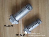 M16 Factory Expansion Anchor Bolt for Rectangular, Square and Even Circular Hollow Sections Length 120mm
