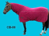 Fleece Breathable Cooler Moisture Wicking Anti-Sweat Travel Show Rug (CB-08)