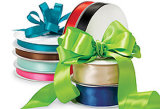 Wholesale Colorful Polyester Satin Ribbon Manufacture in China